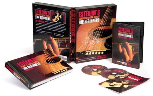 9781402732171: Esteban's Complete Guitar Course for Beginners
