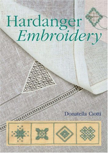 9781402732270: Hardanger Embroidery