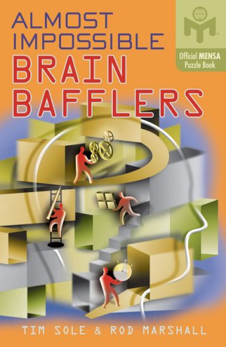 9781402732744: Almost Impossible Brain Bafflers (Mensa) (Official Mensa Puzzle Book)