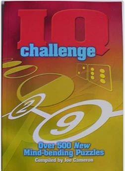 9781402732850: IQ Challenge (ABD): Over 500 New Mind-Bending Puzzles