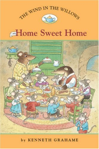 9781402732966: The Wind in the Willows #4: Home Sweet Home (Easy Reader Classics) (No. 4)