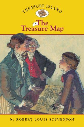 9781402732973: Treasure Island #1: The Treasure Map (Easy Reader Classics) (No. 1)
