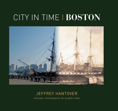 9781402733000: City in Time: Boston