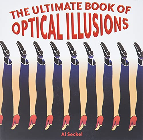 9781402734045: The Ultimate Book of Optical Illusions