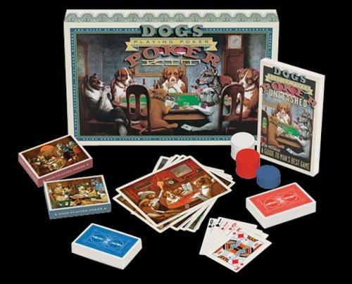 Dogs Playing Poker: Friedman, Stan