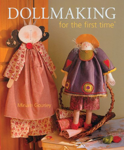 9781402734595: Dollmaking for the first time