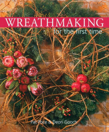 9781402734670: Wreathmaking for the first time