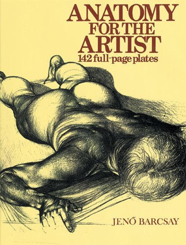 9781402735424: Anatomy for the Artist (Spiral Edition)