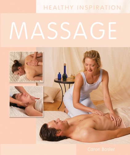 9781402735615: Healthy Inspiration: Massage