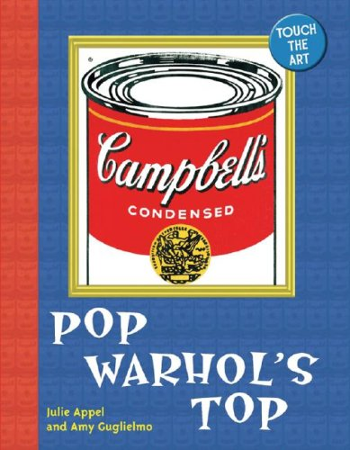 9781402735691: Touch the Art: Pop Warhol's Top
