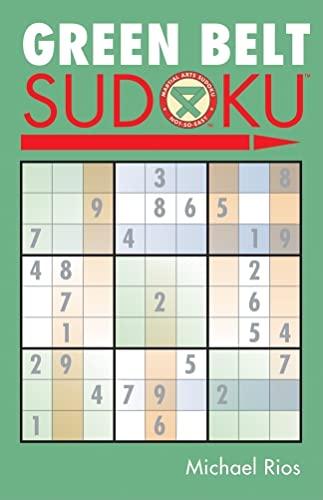 9781402735967: Green Belt Sudoku® (Martial Arts Puzzles Series)