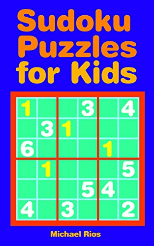 9781402736025: Sudoku Puzzles for Kids