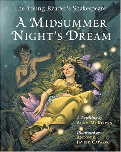 9781402736308: The Young Reader's Shakespeare: A Midsummer Night's Dream