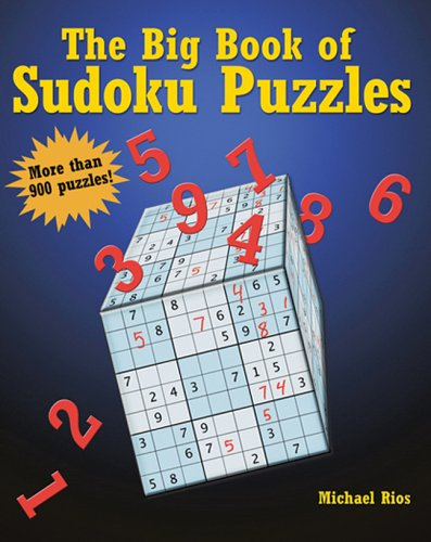 9781402736315: The Big Book of Sudoku Puzzles