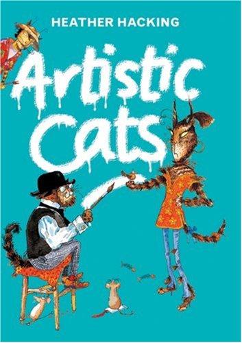 9781402736339: Artistic Cats