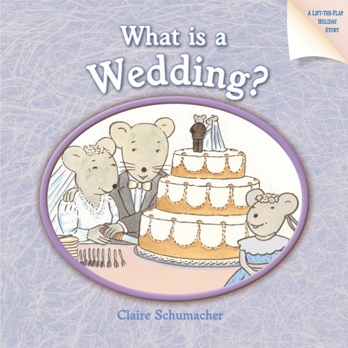 What Is a Wedding? (1402736487) by Harriet Ziefert
