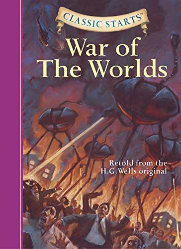 9781402736889: The War of the Worlds (Classic Starts™ Series)