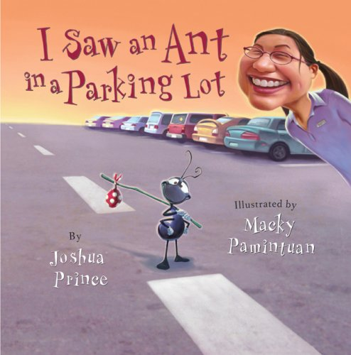 9781402738234: I Saw an Ant in a Parking Lot