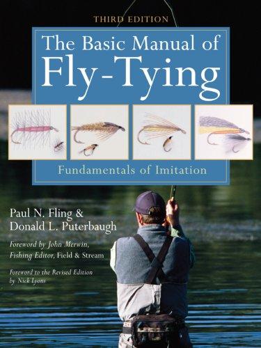 9781402738692: The Basic Manual of Fly-Tying: Fundamentals of Imitation