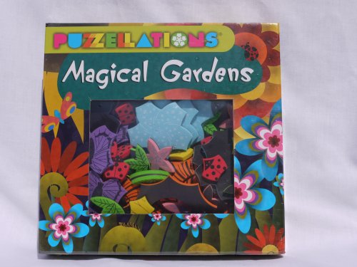 9781402738937: Puzzellations - Magical Gardens: Puzzles Without Boundaries