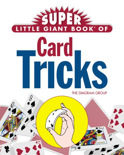 9781402739026: Super Little Giant Book of Card Tricks