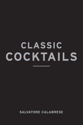 9781402739101: Classic Cocktails