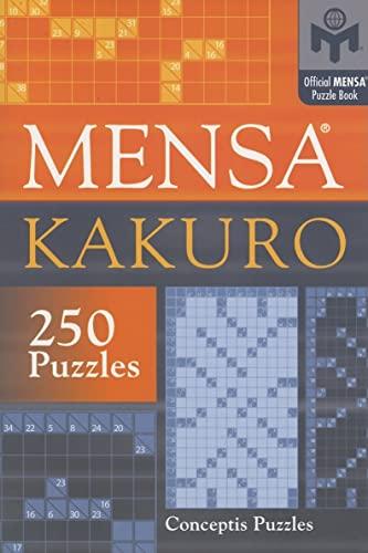 9781402739378: Mensa Kakuro