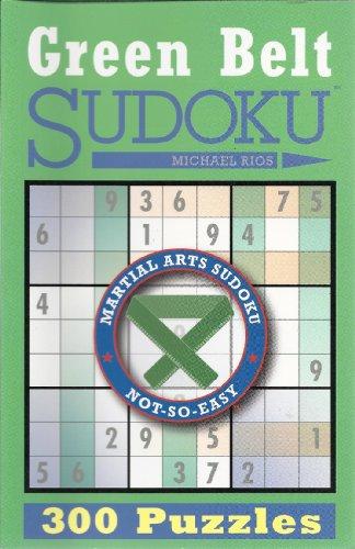9781402740220: Green Belt SUDOKU