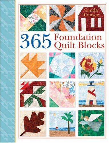 9781402740411: 365 Foundation Quilt Blocks