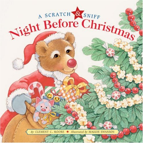 9781402742156: A Scratch & Sniff Night Before Christmas