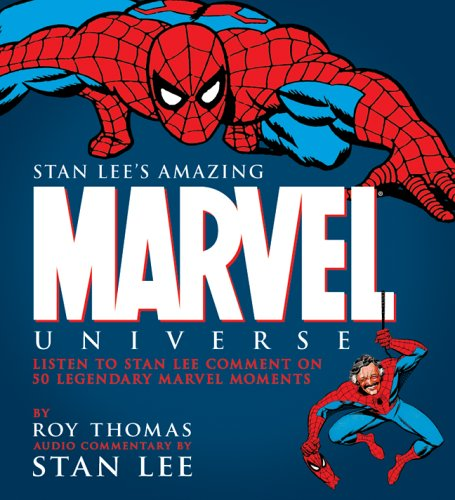 Stan Lee's Amazing Marvel Universe: Thomas, Roy