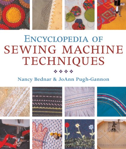 9781402742934: Encyclopedia of Sewing Machine Techniques
