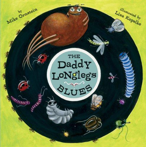 9781402743597: The Daddy Longlegs Blues