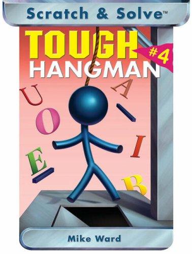 9781402743719: Scratch & Solve Tough Hangman #4 (Scratch & Solve Series)