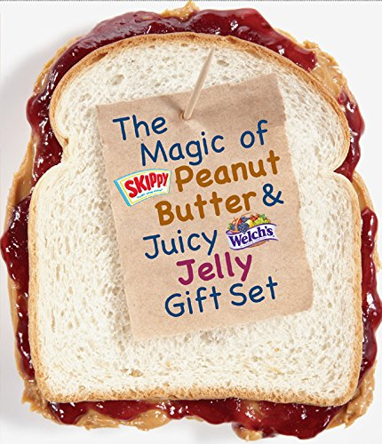 9781402744549: The Magic of Skippy Peanut Butter & Juicy Welch's Jelly Gift Set