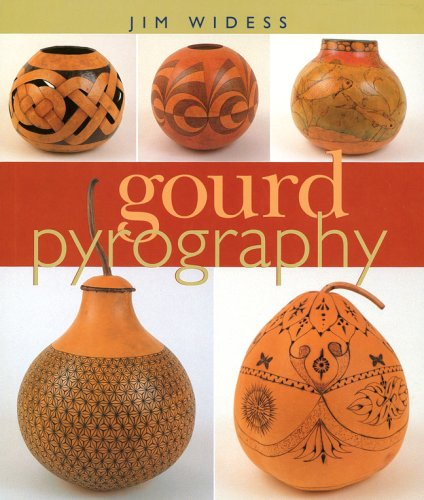 9781402745027: Gourd Pyrography