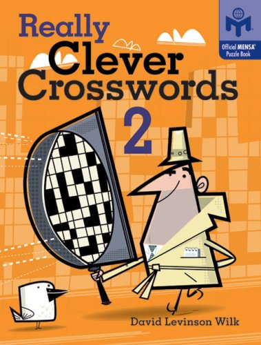 9781402745072: Really Clever Crosswords 2 (Mensa Puzzle Books) (No. 2)