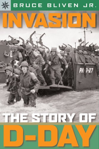 9781402745218: Sterling Point Books®: Invasion: The Story of D-Day