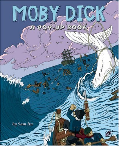 9781402745287: Moby-Dick: A Pop-Up Book