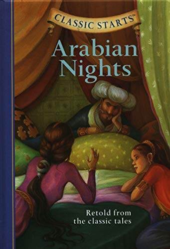 9781402745737: Arabian Nights: Retold from the Classic Tales (Classic Starts)