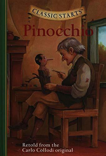 9781402745812: Classic Starts®: Pinocchio (Classic Starts® Series)