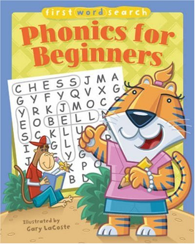 9781402746628: First Word Search: Phonics for Beginners