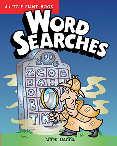 A Little Giant® Book: Word Searches (Little Giant Book): Danna, Mark