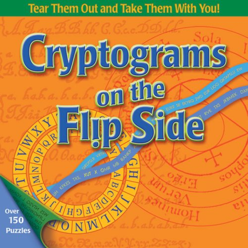 9781402746895: Cryptograms on the Flip Side