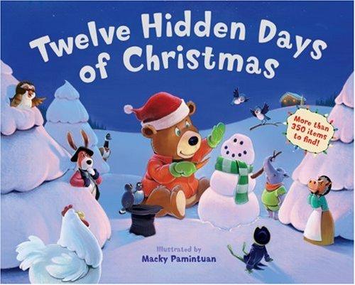 9781402747557: Twelve Hidden Days of Christmas
