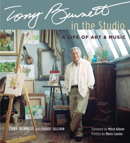9781402747670: Tony Bennett In the Studio: A Life of Art & Music
