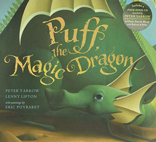Puff, the Magic Dragon (signed by Peter Yarrow): Peter Yarrow