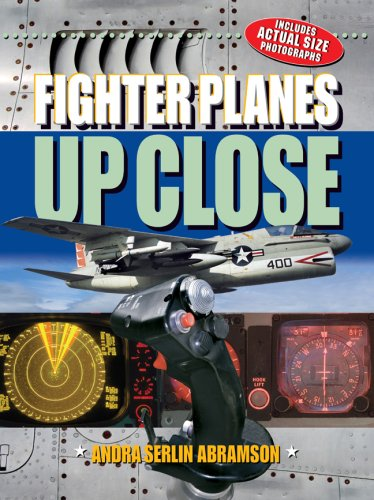 9781402747960: Fighter Planes UP CLOSE (Up Close (Sterling))