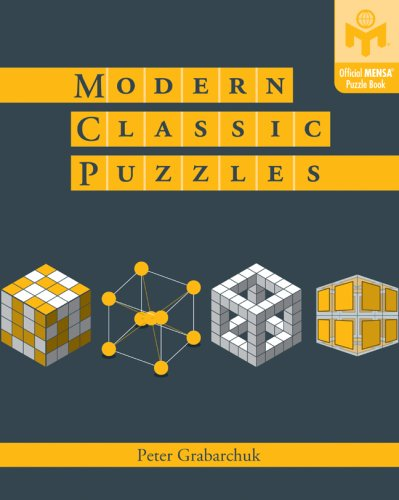 9781402748080: Modern Classic Puzzles (Mensa®)