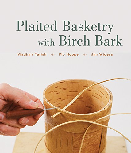 9781402748097: Plaited Basketry with Birch Bark
